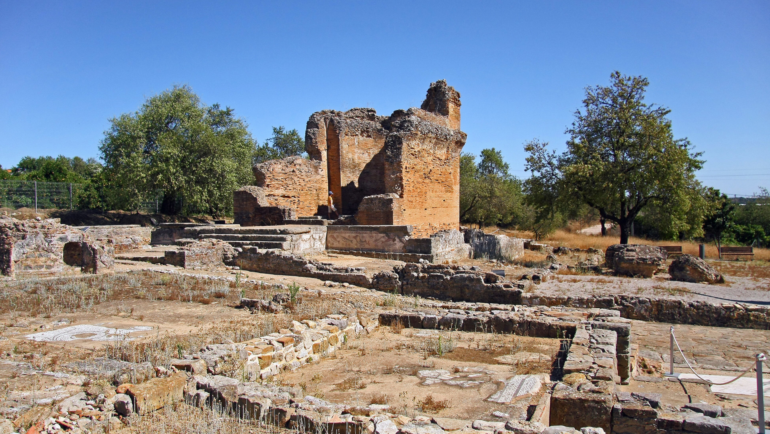 Ruinas Romanas Milreu - Algarve