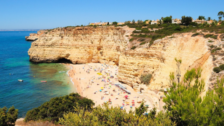 Trilho dos 7 vales suspensos - Algarve