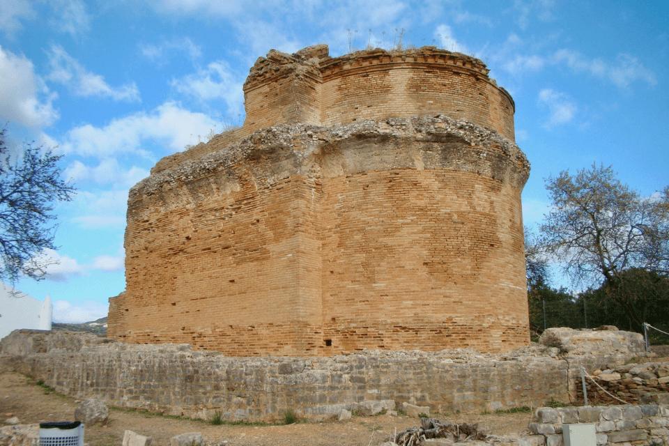 Templo Palocritão - Ruinas Milreu