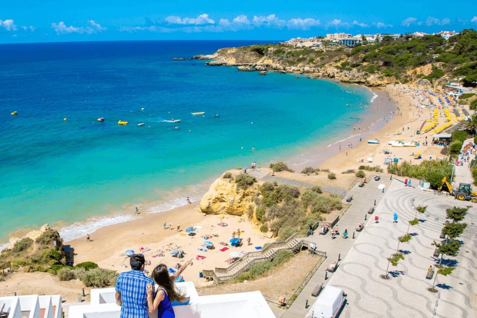 Praia da Oura - Algarve