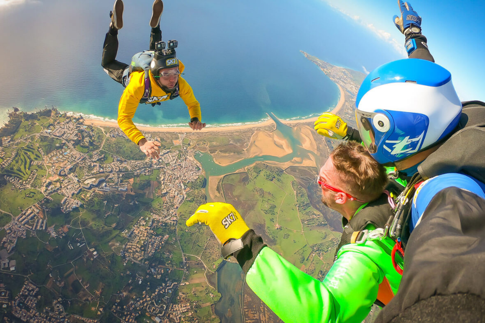 Skydive - Algarve