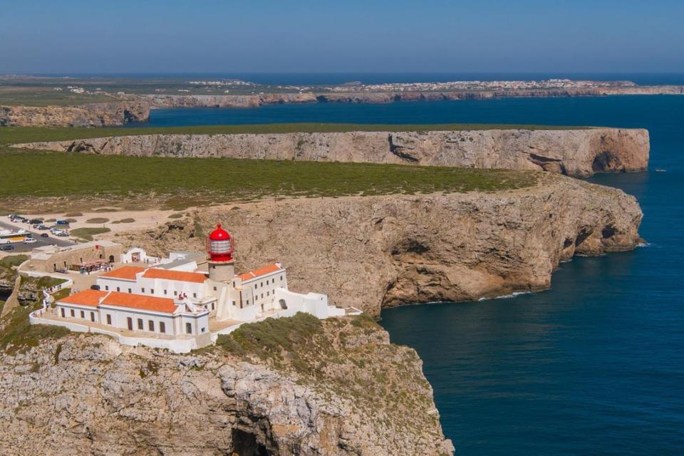 Cabo São Vicente - Algarve