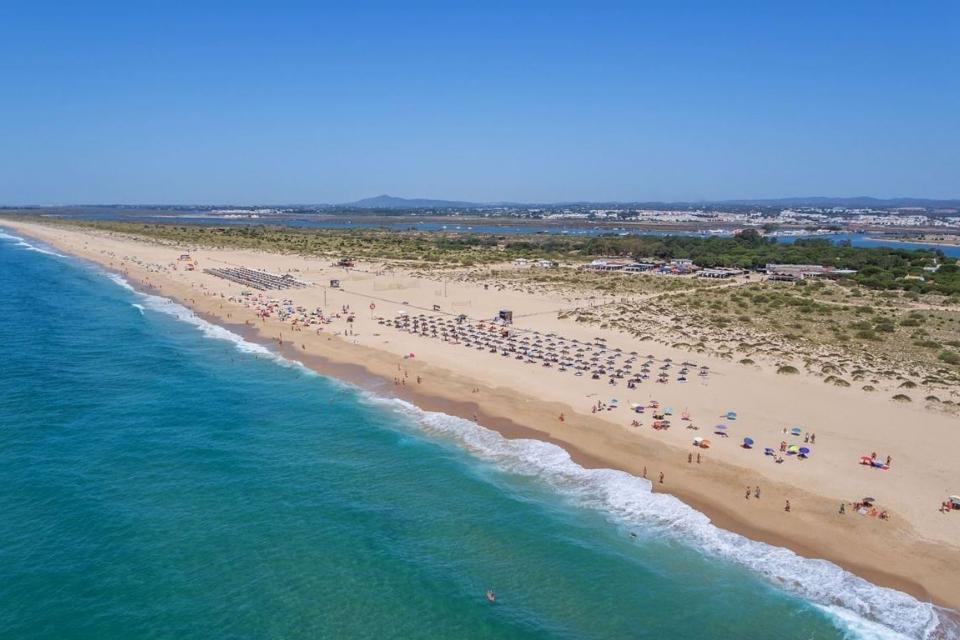 Ilha de Tavira - Algarve