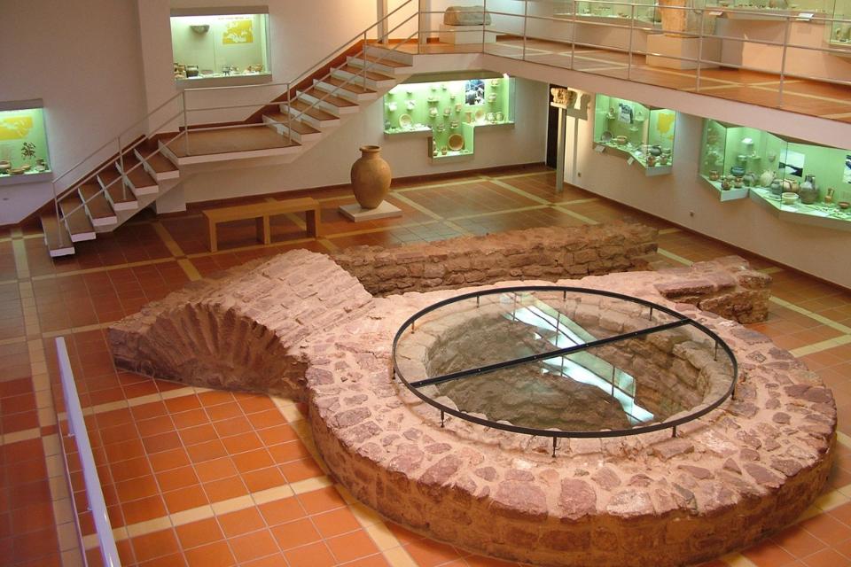 Poço-Cisterna árabe Silves