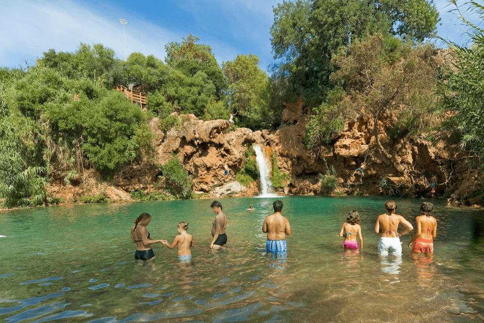 Cascata do Pego do Interno - Tavira - Algarve