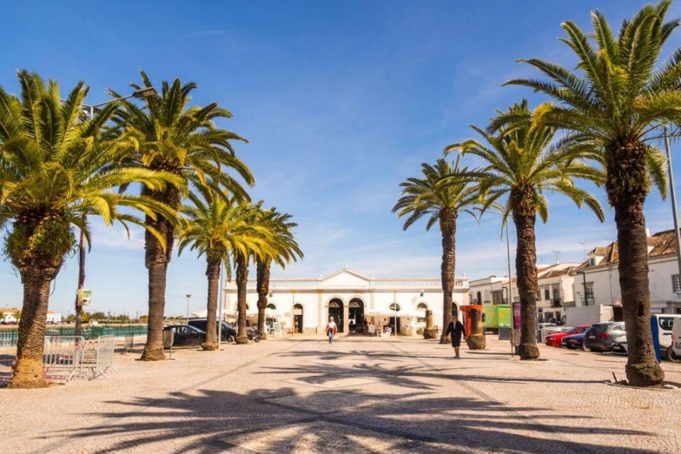 Mercado da Ribeira - Tavira - Algarve