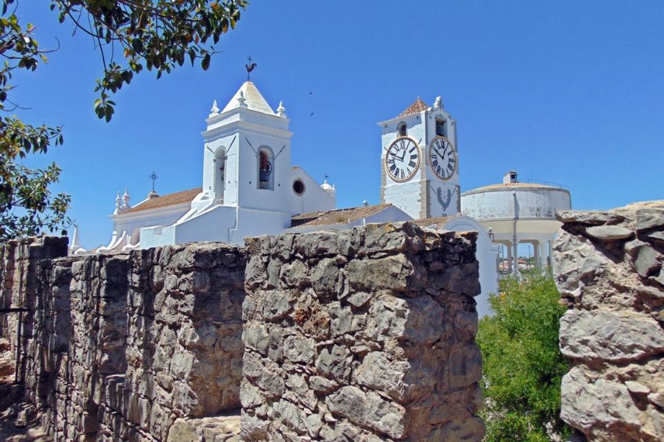 Castelo de Tavira - Algarve