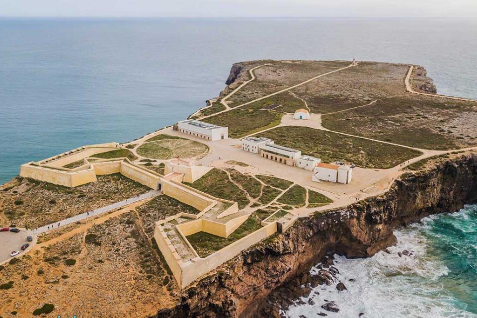 Forte de Sagres - Algarve