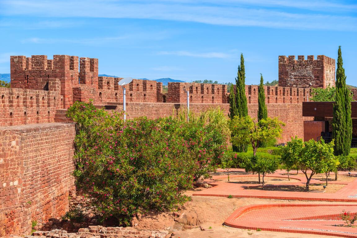 Castelo de Silves - Algarve
