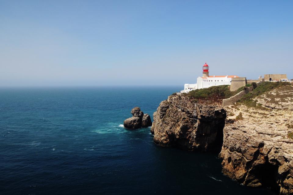 Farol cabo são vicente - Algarve