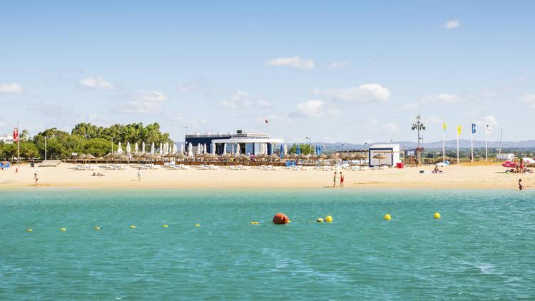 Praia da Fuseta - Algarve